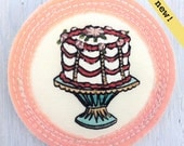 Merit Badge for 'taking the cake'