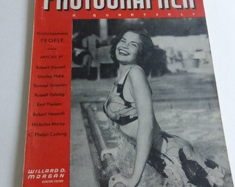 The Complete Photographer Vintage Magazine 1940s