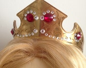 Princess Aurora Sleeping Beauty crown JEWELED