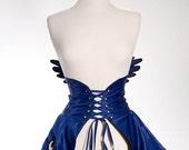 Deluxe Princess Moon Luna Inspired Cincher Skirt L/Xl