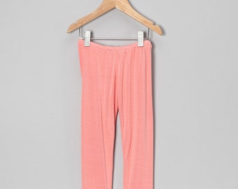 SALE size 4 Shades of Pink Leggings