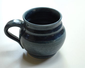 Made to order mug,clay teacup,stoneware cup,turquoise cup,pottery tea cup,espresso cup,stoneware mug,wheel thrown mug,ceramic teal mug