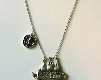 Ahoy Matey Necklace