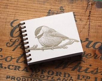 Mini Journal - Chickadee