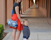 Add a Messenger Bag Strap to your Baby Carrier Stuff Sack - Fits ERGOBaby Carrier, Boba, BabyHawk, Tula, Beco and More