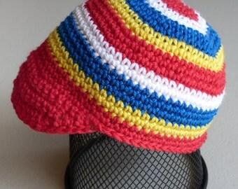 Elf Hat 5 Sizes PDF Crochet Pattern Instant Download