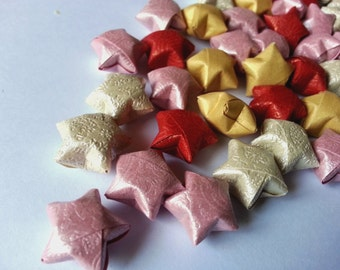 Origami Lucky Stars - Luxurious Collection