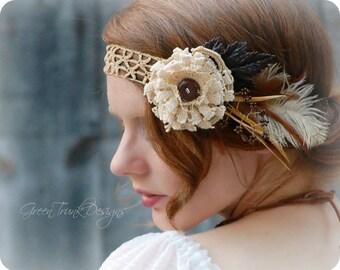 Bohemian Gypsy Headband