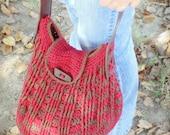 Crochet Pattern Mod Squad Bag