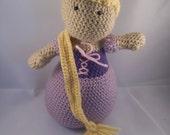 Rapunzel Inspired Crochet Pattern