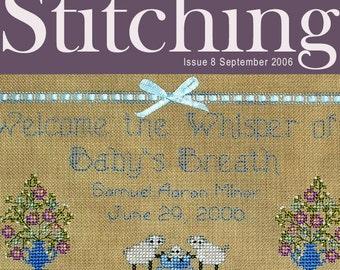Issue 8 The Gift of Stitching Cross Stitch Magazine