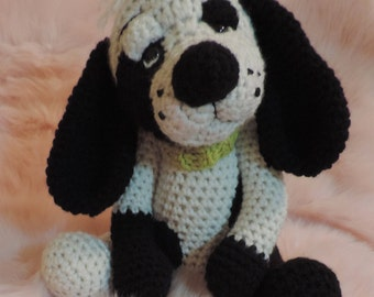 Knitting and Crochet Patterns: Princess Puppy - a cute