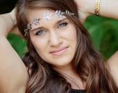 Bohemian Silver Vine/Leaf Headband Women's Fashion Hair Accessories