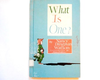 What is One, a Vintage Children's Book