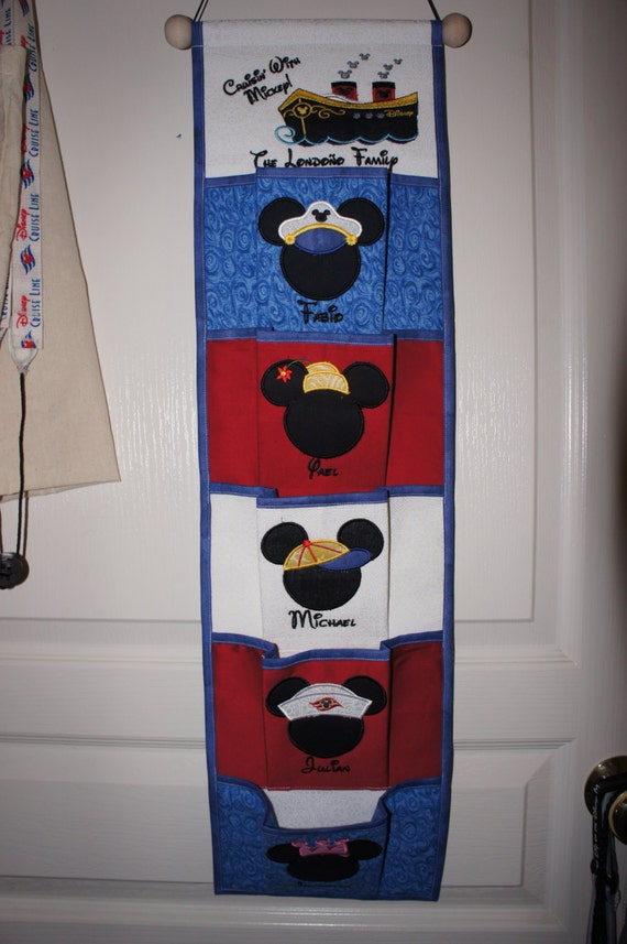 5 pocket fish extender for your disney cruise pick by for Disney cruise fish extender
