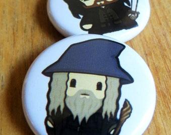 Magic Ring Quest - Pin Badges
