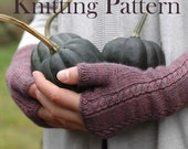 KNITTING PATTERN - simplicity mitts