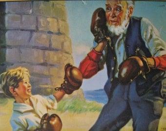 Give Up Gramps? Calendar Art Print