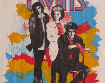 THOMPSON TWINS vintage 1986 tour TSHIRT