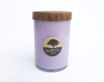 Lilac - 12 oz Soy Candle