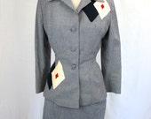 1940s Lilli Ann Suit