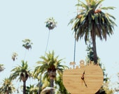 Los Angeles Modern Wall Clock