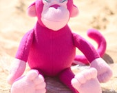 Personalize Your Own Custom Monkey Plush