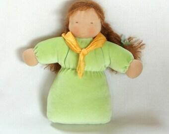 Waldorf doll 11 inch -  Cuddly Doll
