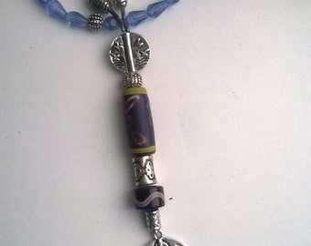 Viking style necklace one of a kind
