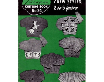 Knitting Pattern With Animals Motifs On : Popular items for animal motif on Etsy
