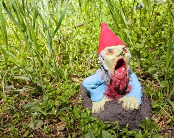 Zombie Gnomes: Dylan the Demonstrative