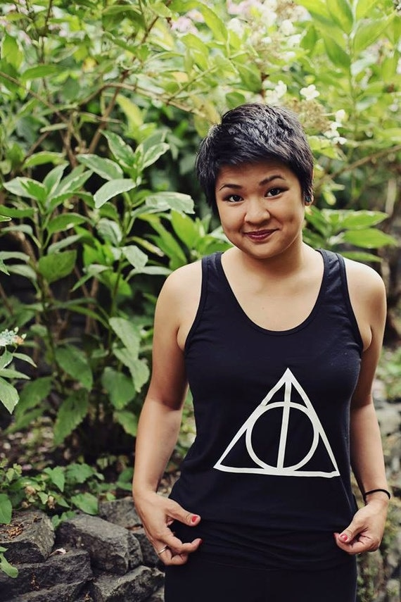 Deathly Hallows Unisex Tank