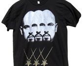 Anton LaVey T-Shirt sizes S-M-L-XL