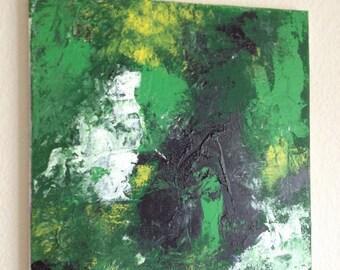 Spring Meadow - 12 x 12 Original Painting