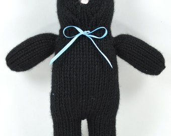 Theodore the Teddy Bear - Cuddly Stuffed Sock Animal