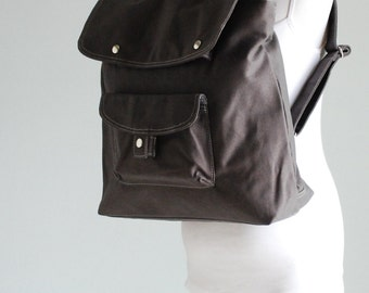 Sale SALE - BAGGO, Backpack, Grey / Diaper Backpack/ Satchel / Rucksack / School Backpack / College Backpack,  40% OFF