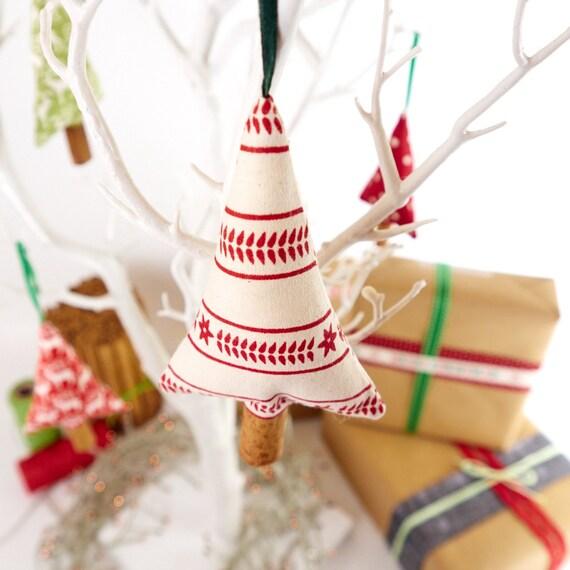 Primitive Scandinavian Christmas Decorations Scented Cinnamon Tree