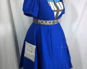 Tardis Police Box 50's Dress