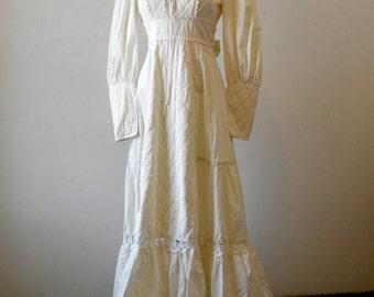 Vintage Gunny Sack Dresses - KD Dress