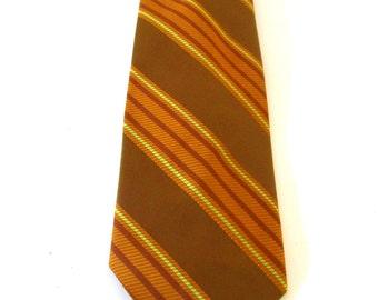 Mens Stripped Necktie