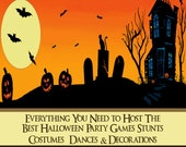 Halloween and Thanksgiving Best Costumes Decorations Party Games and Dances