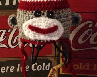 Silly Monkey Hat