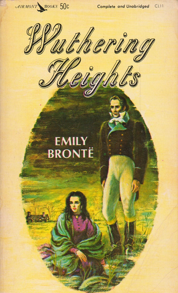 a review of the book wuthering heights by emily bronte
