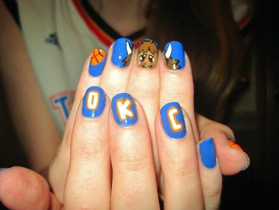 Thunder nail decals images thunder fake nails on etsy prinsesfo Images