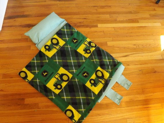 john deere nap mat for boys by productofherhands on etsy