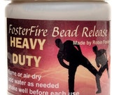 FosterFire Bead Release Heavy Duty formula, 8 oz. Flame or Air Dry