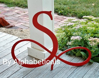 S Initial Wooden Letters Wall Decor Wall Letters Name Letters for Nursery Name Sign Wall Hanging Letters Kids Room Decor Alphabeticals