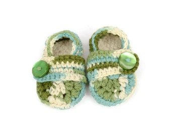 Crochet Baby Shoes, Baby Boy Shoes, Baby Camoflauge, Baby Camo Clothes, Soft Sole Infant Baby Shoes, Crochet Baby Boy Clothes