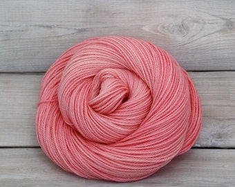 Orion - Hand Dyed Superwash Merino Wool Sport Yarn - Colorway: Watermelon