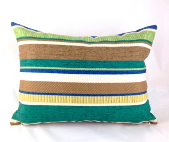 Items similar to 60% CLEARANCE SALE Outdoor Lumbar Pillow Covers Decorative Pillow Cover Green ...